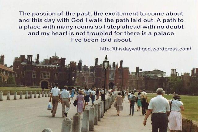 Hampton Court 1983