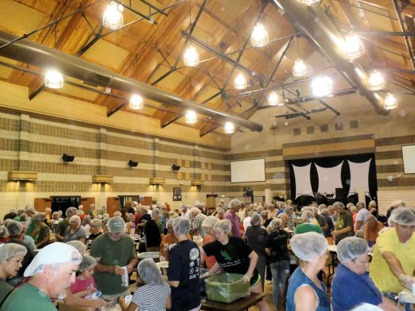 Feed My Starving Children Event
