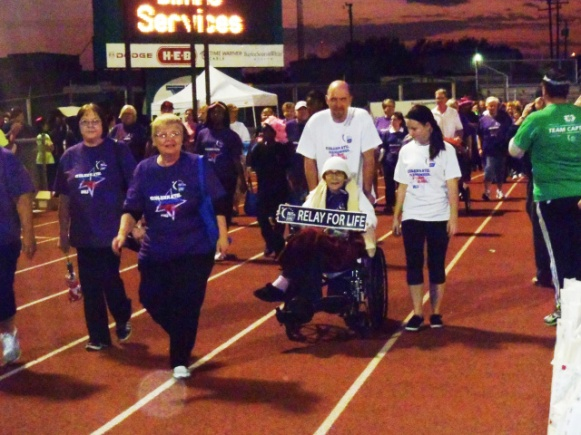 Relay for Life 2013
